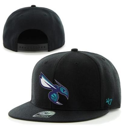 http://www.hornetsfanshop.com/New_Charlotte_Hornets_Gear/47_Brand_Charlotte_Hornets_Bushwick_Throwback_Snapback_Hat_-_Black