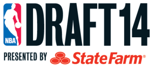 Photo via http://nba-events.com/basketball-events/nba-draft-2014-presented-by-state-farm