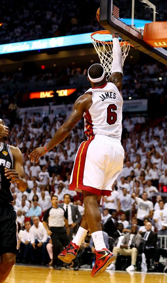 via NBA - Facebook