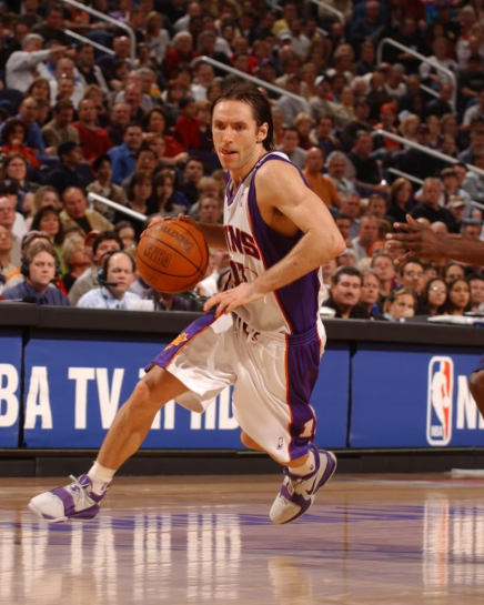 Steve Nash is one of the greatest point guards to ever play the game. Photo via pixshark.com