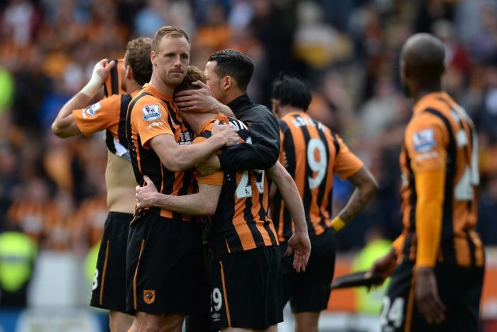Hull City found themselves relegated after a poor season last year. Who will be this season's Hull City?