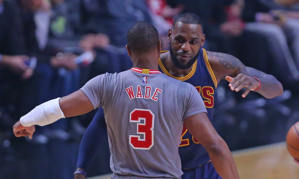 USP NBA: CLEVELAND CAVALIERS AT CHICAGO BULLS S BKN USA IL